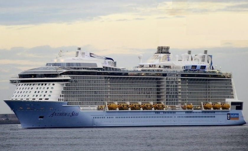 Anthem of the Seas cruises Royal