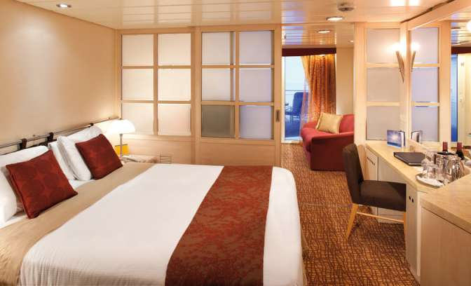 Suite voor families Celebrity Cruises