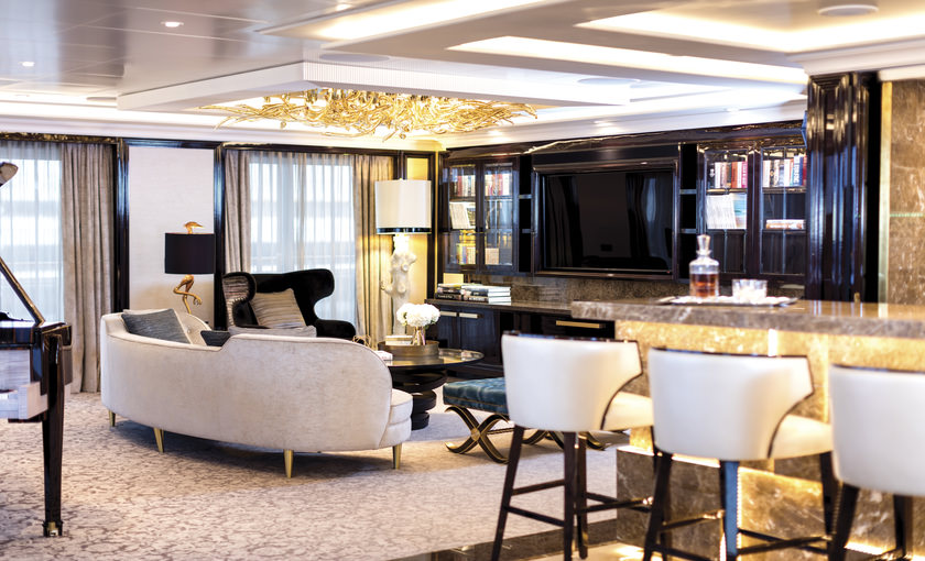 Suite van Explorer Seven Seas