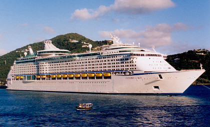 Royal Caribbean cruiseschip Explorer of the Seas